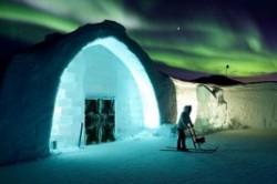 هتل یخی سوئد؛ اقامتی بیادماندنی در سوئد