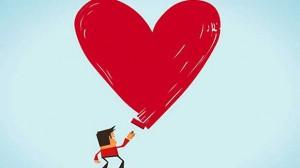 عشق چگونه اتفاق می افتد؟
