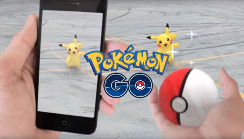 بازاریابی به روش پوکمون گو (Pokémon GO)