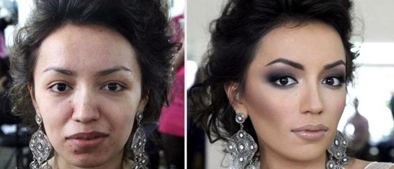 طلاق تازه عروس بعد از دیدن چهره واقعی بدون آرایش!