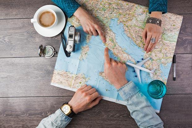 دعای سفر برای سلامت رسیدن مسافر به مقصد