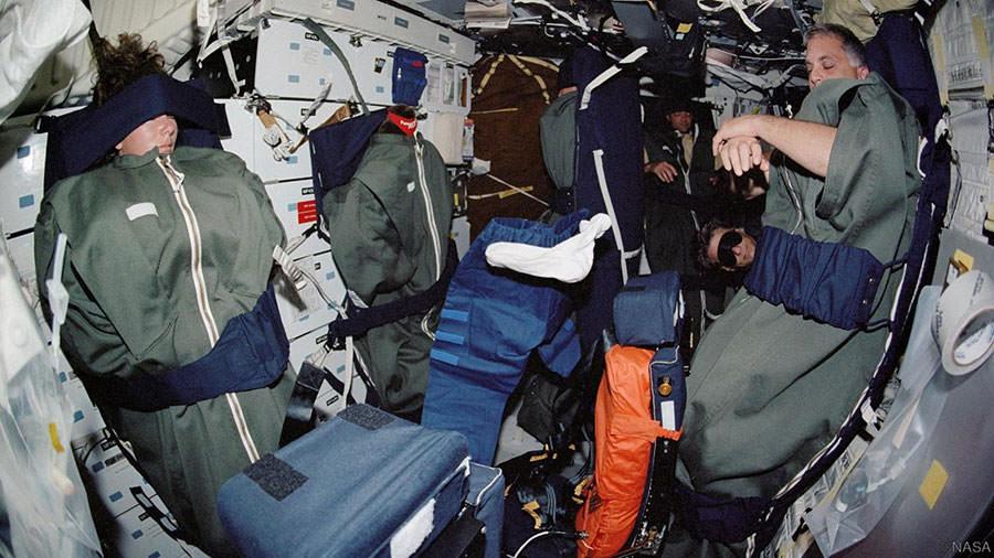 خواب فضانوردان