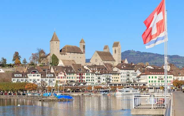 قلعه های تاریخی دیدنی سوئیس,قلعه Rapperswil