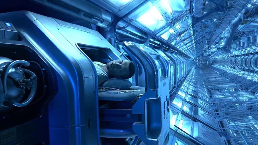 خواب فضایی