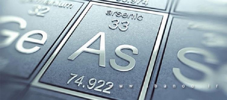 Arsenic in Food,ارسنیک