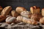 کالری نان breads