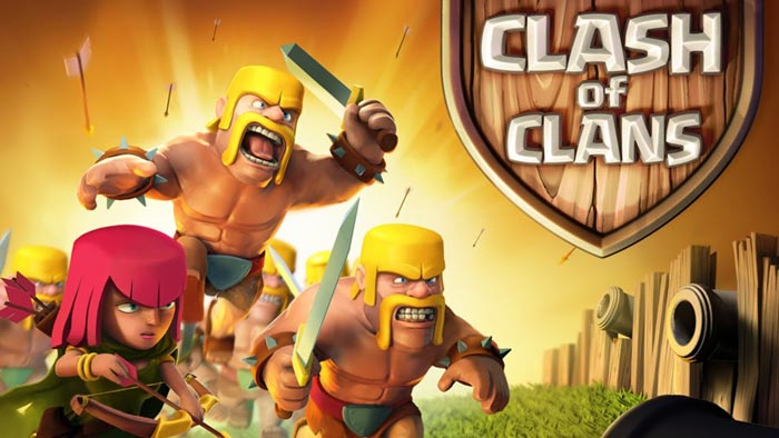 جم کلش clash-of-clans