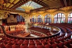 زیباترین سالن های تئاتر دنیا+عکس