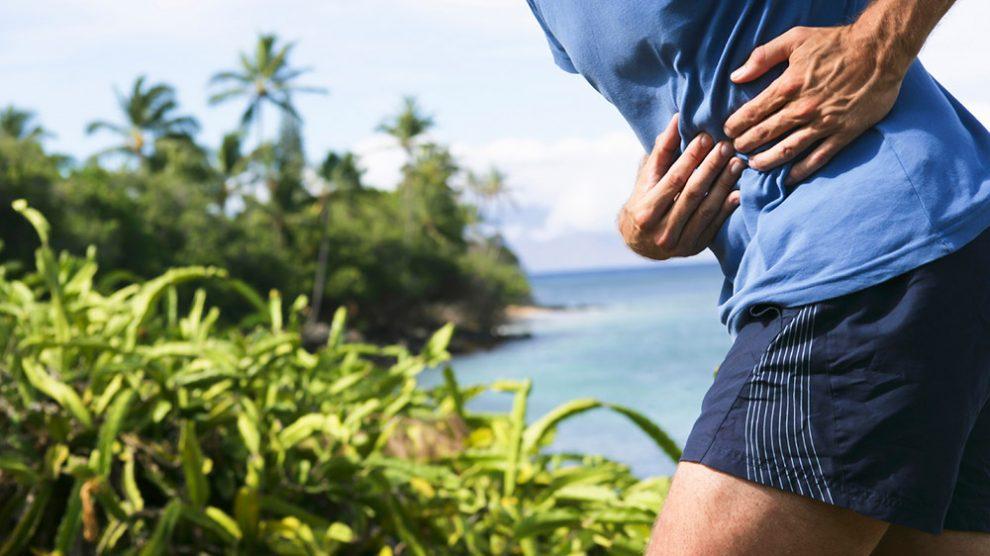 علت درد پهلو هنگام دویدن
