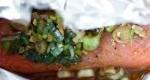 بهترین روش پخت ماهی چیست؟ طرز تهیه ماهی در فویل