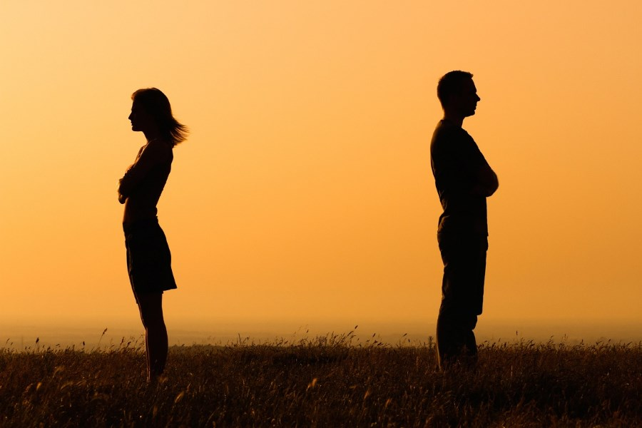 divorce-mental-preparation,مشکلات طلاق و آمادگی روانی