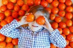 خواص پرتقال برای کودکان