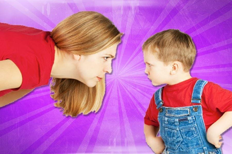 اشتباهات رایج پدر و مادر در تربیت کودک