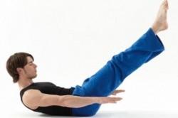تمرینات پیلاتس برای افزایش وزن