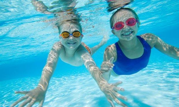 شنا کردن swimming