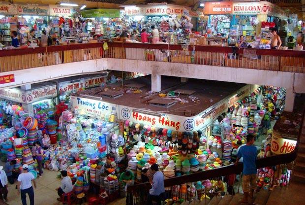 بازار Binh Tay