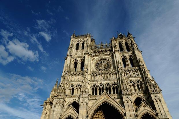 کلیساهای معروف فرانسه,کلیسای Amiens