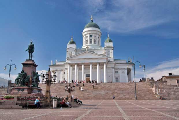 جاهای دیدنی هلسینکی,کلیسای جامع هلسینکی-helsinki_cathedral