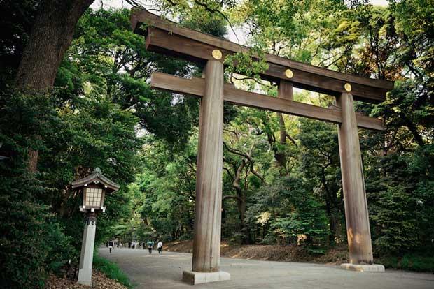 جاهای دیدنی توکیو,معبد میجی