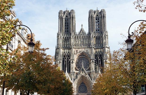 کلیساهای معروف فرانسه,کلیسای جامع Reims
