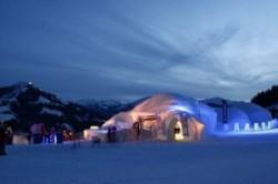 هتل یخی روسیه به زودی در دسترس مسافران+عکس