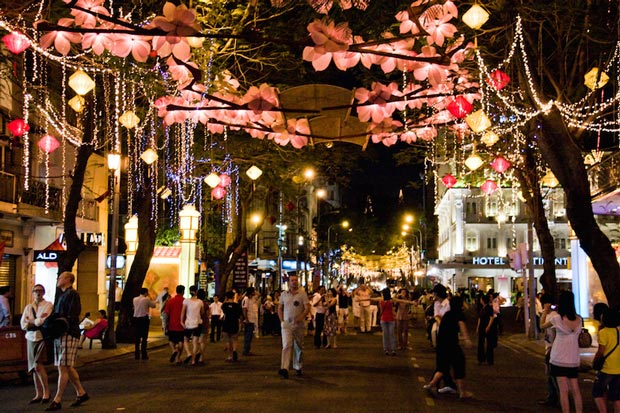 خیابون دانگ خویی-dong_khoi_street