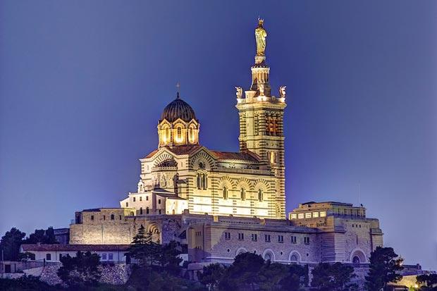 کلیساهای معروف فرانسه,Notre Dame de la Garde