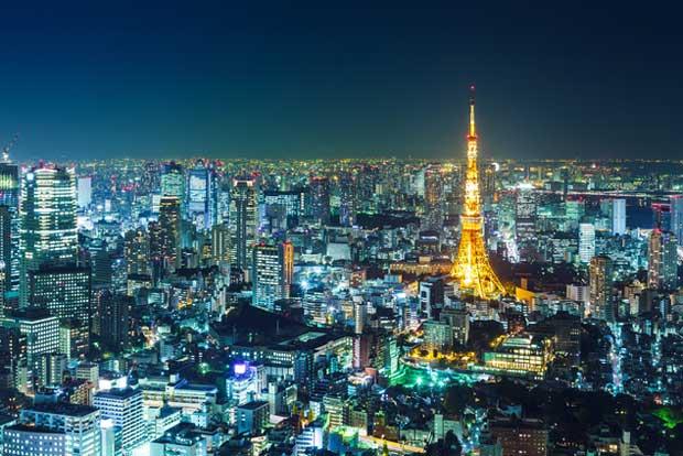 جاهای دیدنی توکیو,برج توکیو-tokyo-tower