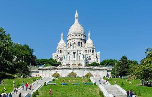 کلیساهای معروف فرانسه,Sacre-Coeur