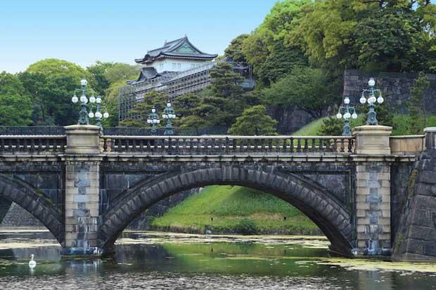 جاهای دیدنی توکیو,کاخ سلطنتی توکیو-tokyo_imperial_palace