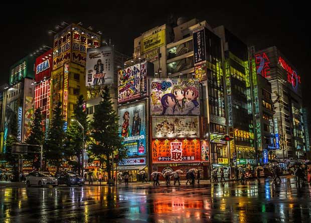 جاهای دیدنی توکیو,Akihabara