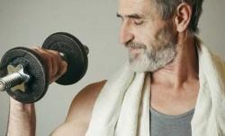 تمرینات ورزشی قدرتی برای مردان میانسال