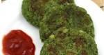 طرز تهیه کتلت سبزیجات هندی