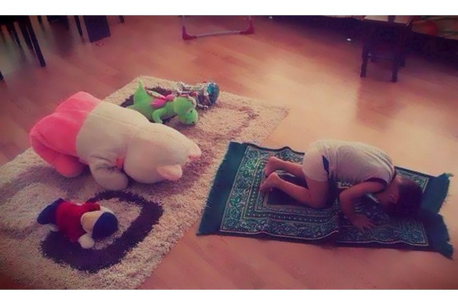 آداب تربيت كودک پیش از دبستان در اسلام