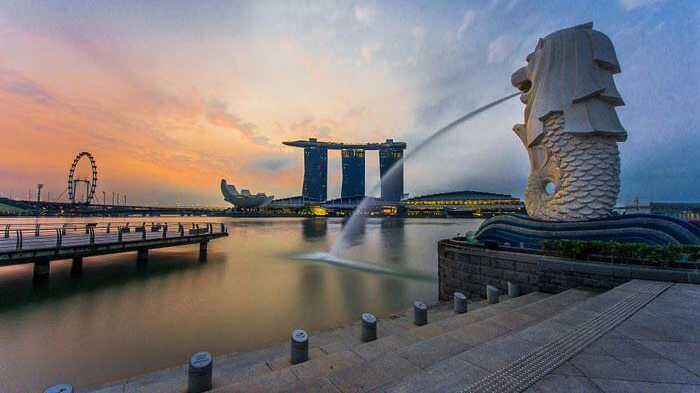 merlion-statue-in-singapore