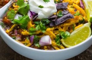 خوراک کدو لوبیا pumpkin-chili-recipe