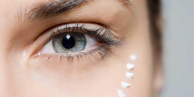 Care skin-around-eyes