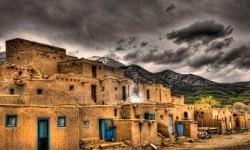 زیباترین بناهای خشتی جهان