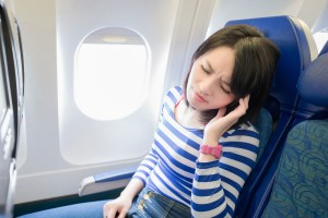 Things Traveling on a Plane Does to Your Body