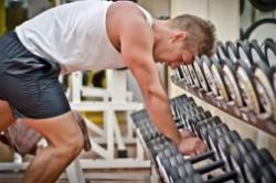 دلایل خستگی بعد از تمرین با وزنه