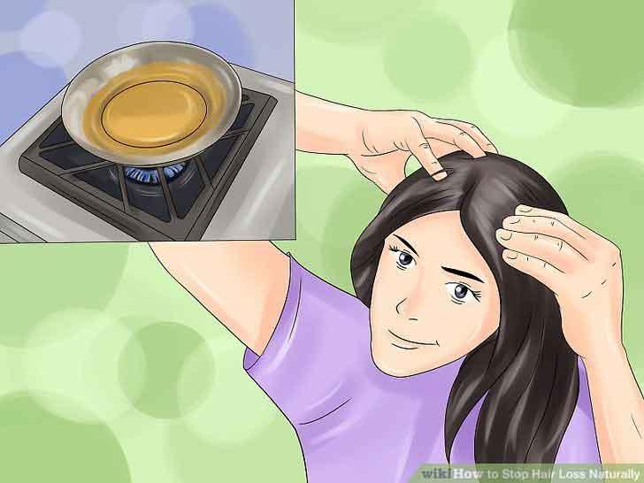 انواع روغن برای درمان ریزش مو