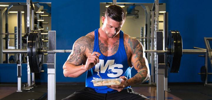 build-muscle-meal