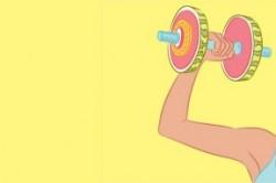 چرا عضلاتم رشد نمی کند؟