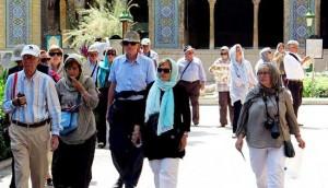 درآمد گردشگری ایران