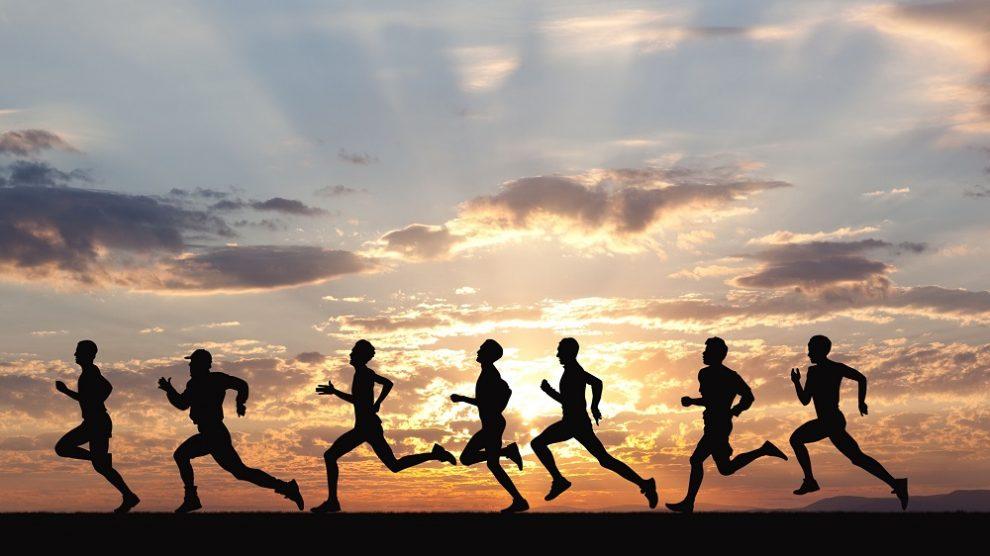 انگیزه برای دویدن