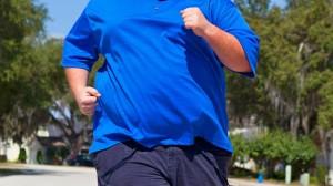 لاغری با دویدن running