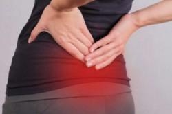 تمرین 1 دقیقه ای برای کاهش درد سیاتیک کمر و پا