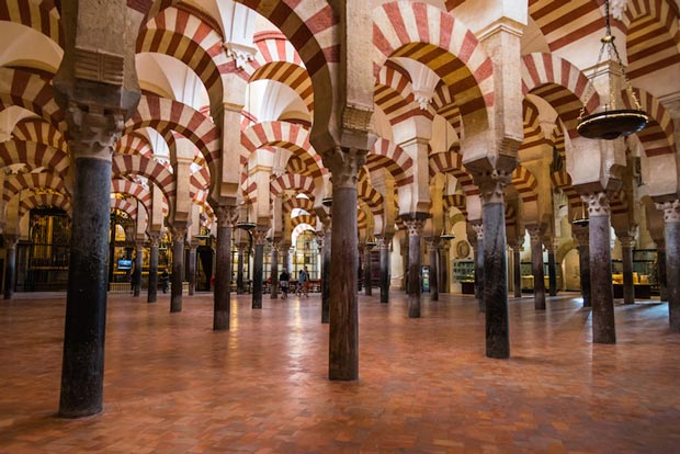 کلیساهای اسپانیا,Mezquita of Cordoba