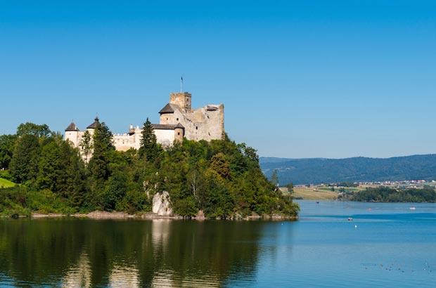 قلعه های لهستان,قلعه Niedzica