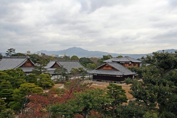 دیدنی های کیوتو ژاپن,قلعه نیجو-nijo_castle